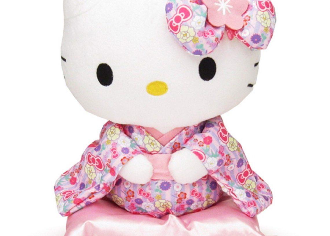 Những món quà lưu niệm Hello kitty cực yêu