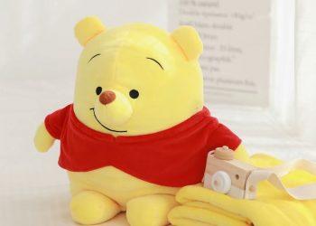 Quà lưu niệm Gấu Pooh đáng yêu vô cùng