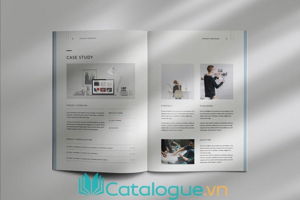 brochure cong tu dich vu mau trang NO001 4 1