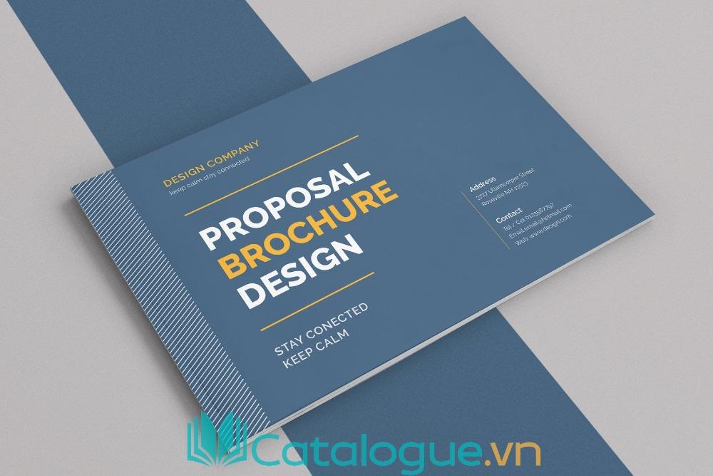 brochure y tuong thiet ke mau xanh trang yy 11