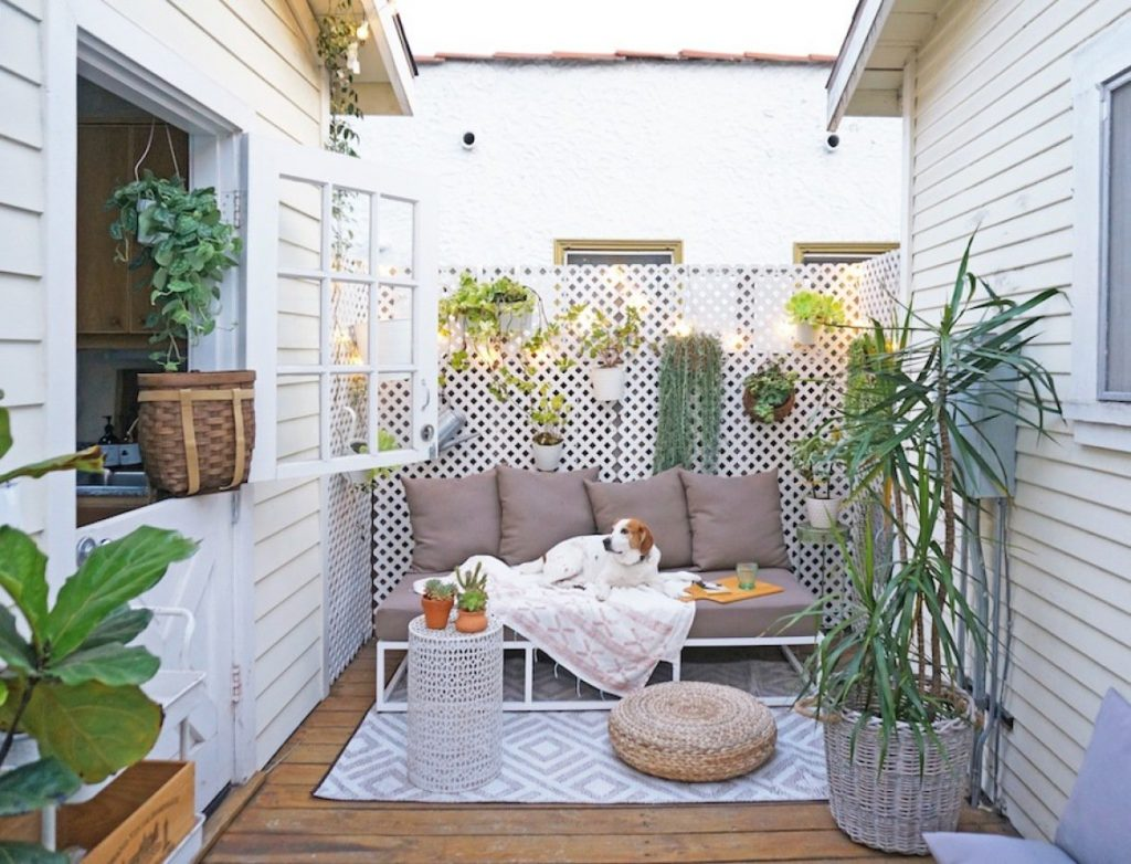 ùa xuân là thời điểm tuyệt vời để nâng cấp bên ngoài của ngôi nhà