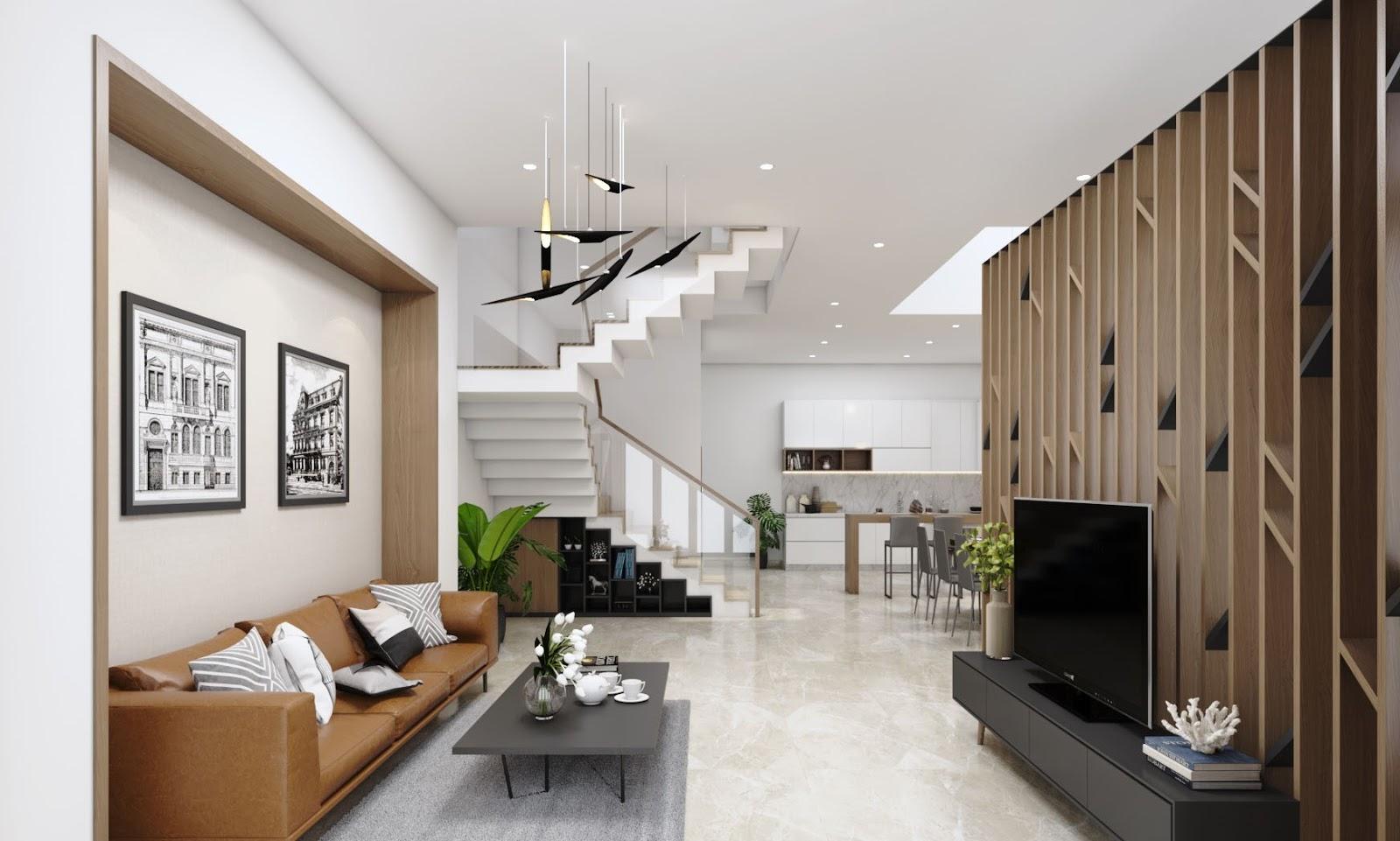 11 cách trang trí phòng khách hiện đại