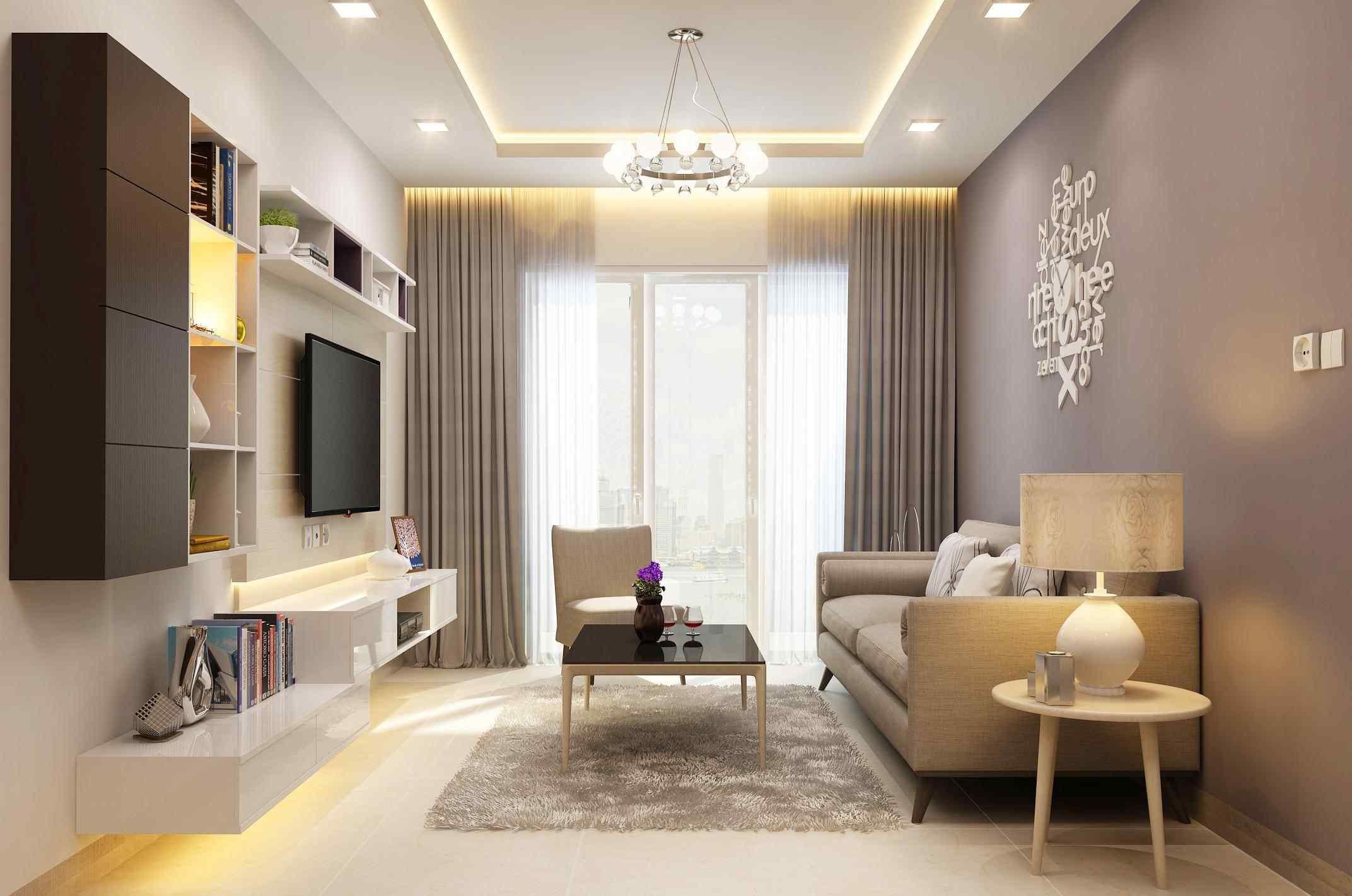 Khi chọn vải cho các vật dụng nội thất trong phòng khách, bạn hãy tìm một chất liệu vải pha trộn giữa tự nhiên và nhân tạo