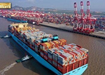 Vận chuyển toàn cầu bị ảnh hưởng bởi dịch Covid - 19 - Nhiều hàng hoá đang bị mắc kẹt