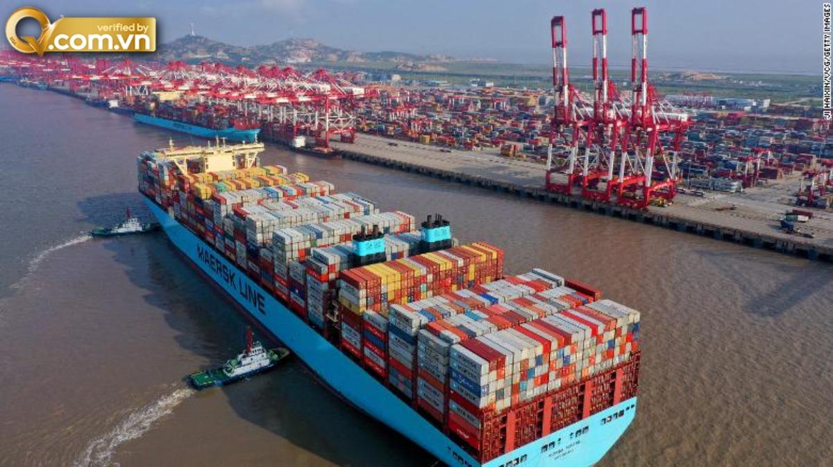 Vận chuyển toàn cầu bị ảnh hưởng bởi dịch Covid-19 - Nhiều hàng hoá đang bị mắc kẹt