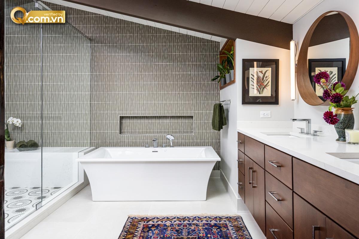 10 sai lầm khi thiết kế phòng tắm mà bạn nên tránh