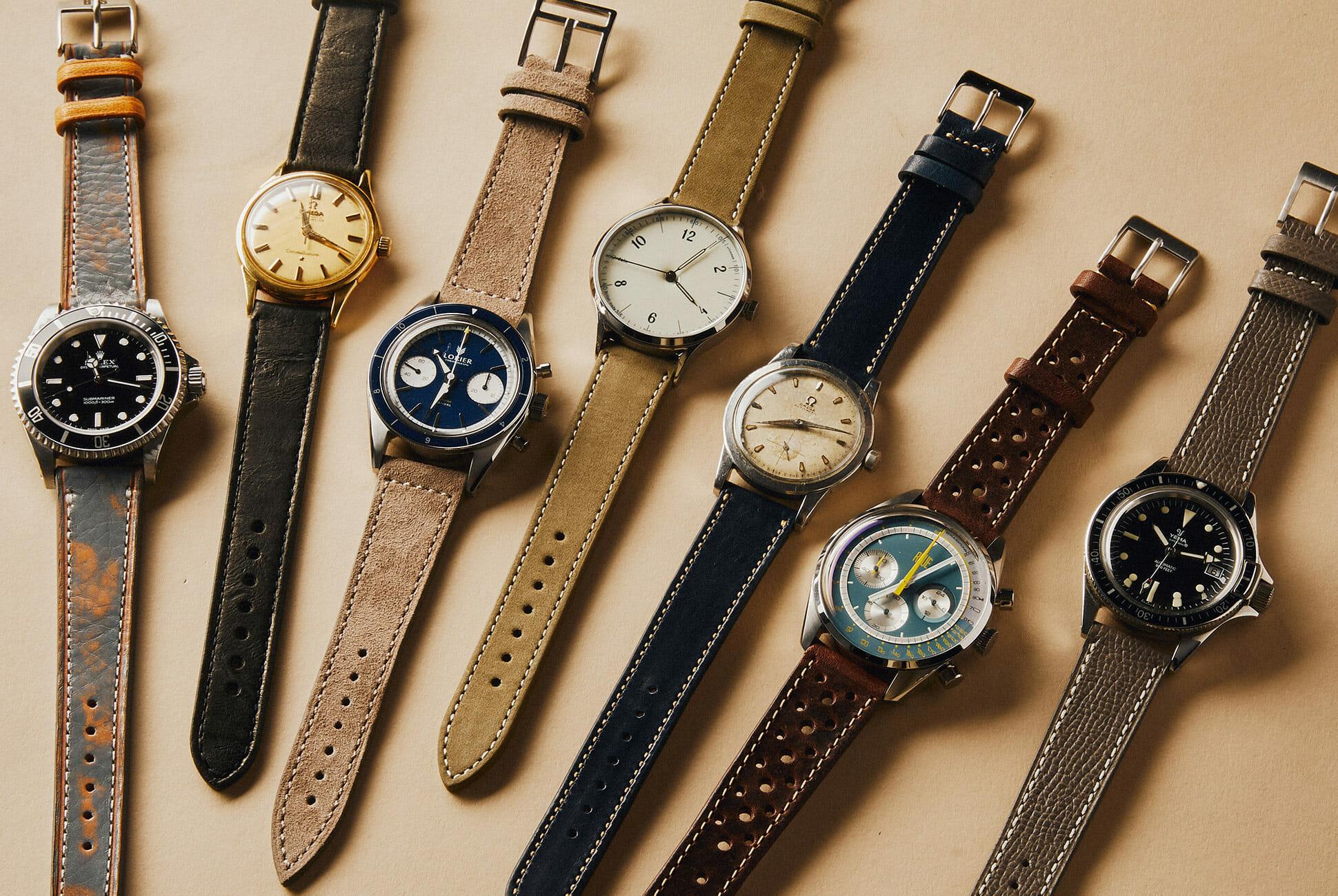 Cách chọn kích cỡ dây đeo đồng hồ cực chuẩn