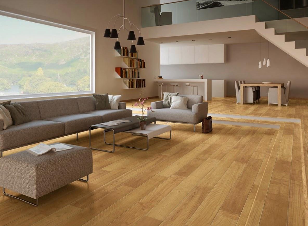 Sàn gỗ tự nhiên và sản gỗ công nghiệp: Nên chọn loại nào?