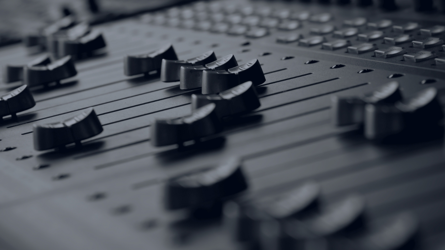 Thiết bị âm thanh cần cho nhạc sống