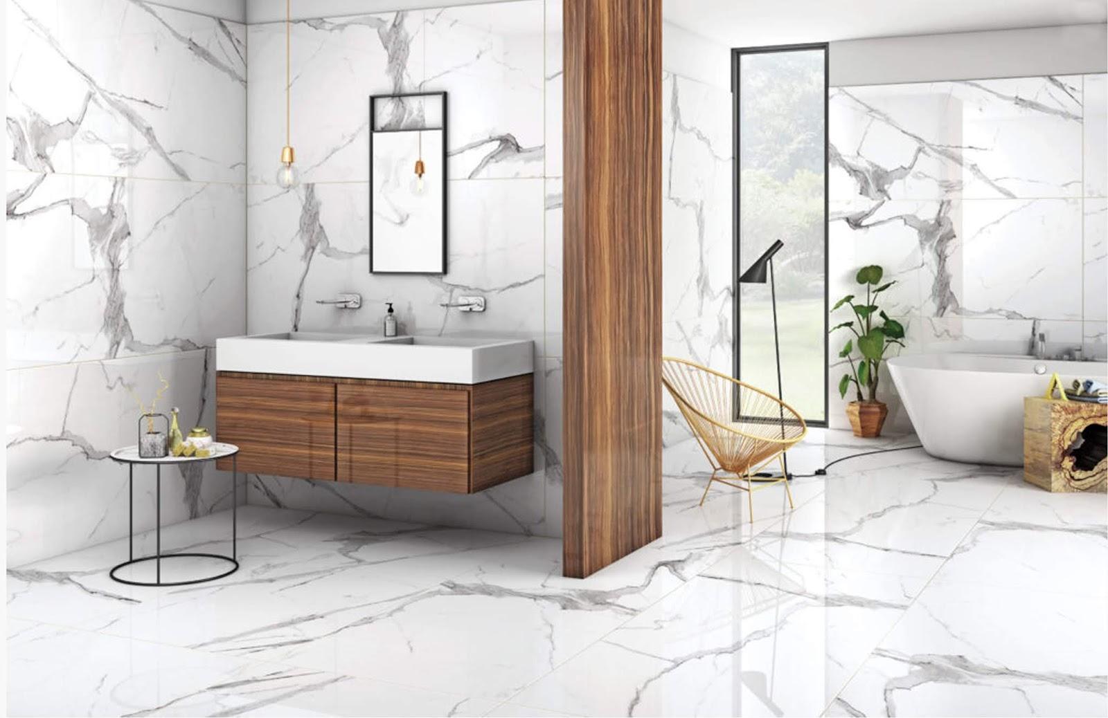 5 thương hiệu thiết bị nhà tắm cao cấp nhất trên thế giới